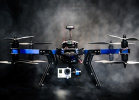 DJI & 3DR target prosumers with new multicopters
