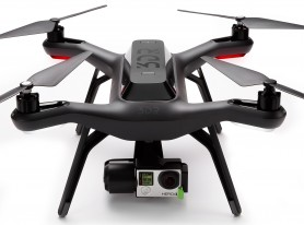New drone announcements this week start with the 3D Robotics SOLO