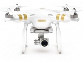 DJI Launches the Phantom 3 at an aggressive price point