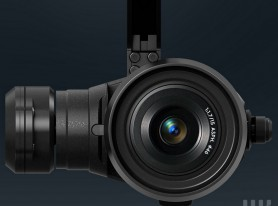 DJI unveils the X5 and X5R Micro Four Thirds camera gimbal