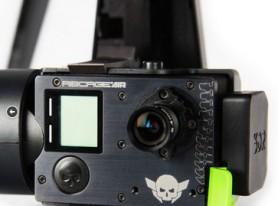 Back-bone release a Solo specific GoPro Ribcage