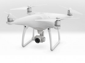 DJI announce details of the Phantom 4